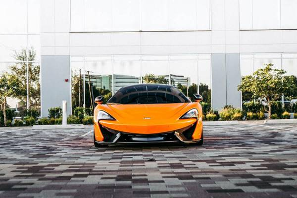 2017 Mclaren 570S 1 Owner*Carbon Fiber Pkg*Warranty*MUST SEE*LOOK! for sale in Dallas, TX – photo 8
