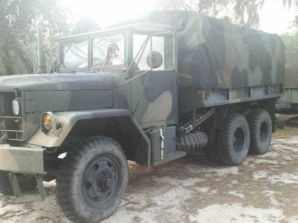 1970 AM General M35A2 for sale in Ocklawaha, FL – photo 2
