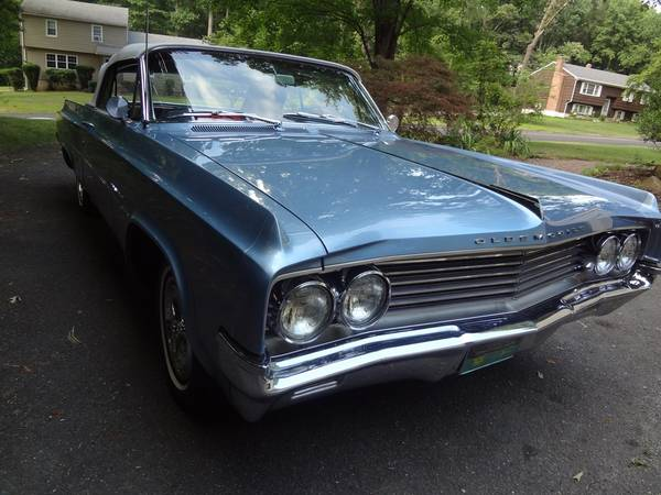 1963 Oldsmobile Dynamic 88 Convertible for sale in Oxford, NY – photo 8
