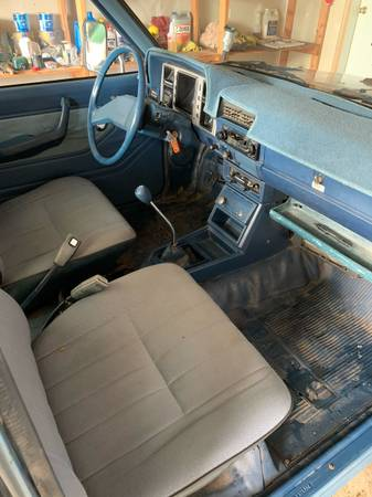 1980 Datsun 720 king cab pickup for sale in Redmond, OR – photo 5