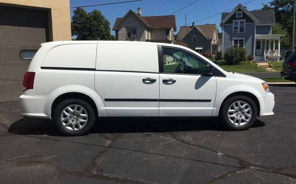 2015 RAM C/V Tradesman 4dr Cargo Mini Van for sale in Watertown, WI – photo 12