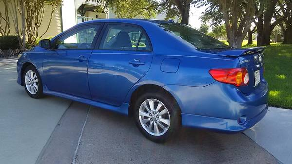 2010 Toyota Corolla Sport for sale in Houston, TX – photo 6