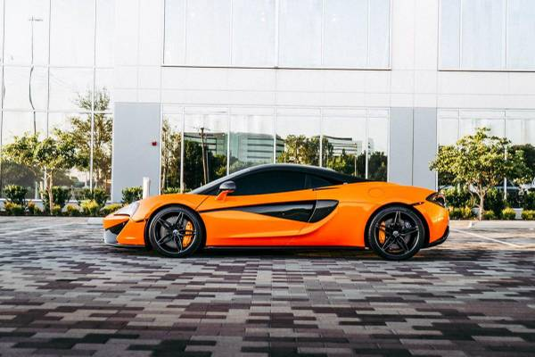 2017 Mclaren 570S 1 Owner*Carbon Fiber Pkg*Warranty*MUST SEE*LOOK! for sale in Dallas, TX – photo 2