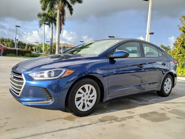 2018 Hyundai Elantra Lakeside Blue Great Deal! for sale in Naples, FL – photo 7
