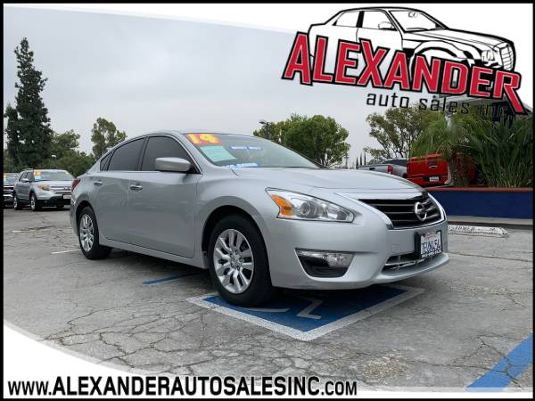 2014 *NISSAN* *ALTIMA* 2.5 *S* $0 DOWN! LOW PAYMENTS! CALL US📞 for sale in Whittier, CA