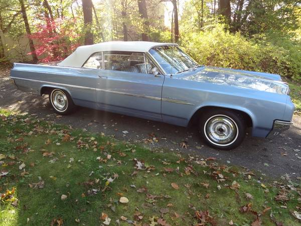 1963 Oldsmobile Dynamic 88 Convertible for sale in Oxford, NY – photo 18