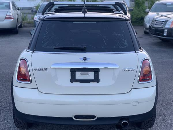 2010 Mini Cooper Low 100K Miles*6 SPD Manual*1.6L Hatchback*Leather for sale in Manchester, ME – photo 5