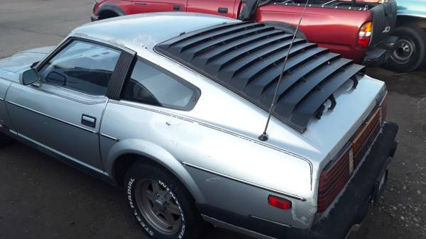 1980 Datsun 280 ZX for sale for sale in Fort Collins, CO – photo 3