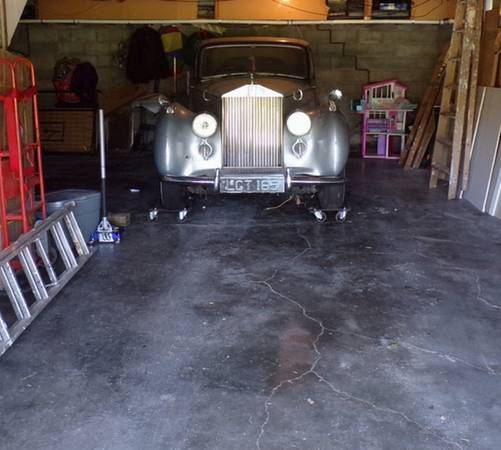 1949 Bentley MK VI Mark Six Standard Steel Saloon Rolls-Royce for sale in Kansas City, Kansas, MO – photo 6