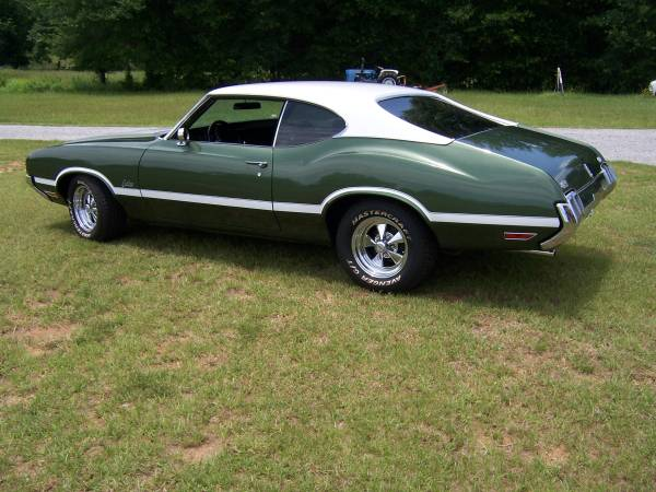 1970 Olds Cutlass for sale in Caney, IL – photo 5