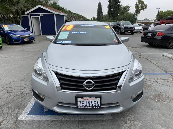2014 *NISSAN* *ALTIMA* 2.5 *S* $0 DOWN! LOW PAYMENTS! CALL US📞 for sale in Whittier, CA – photo 2