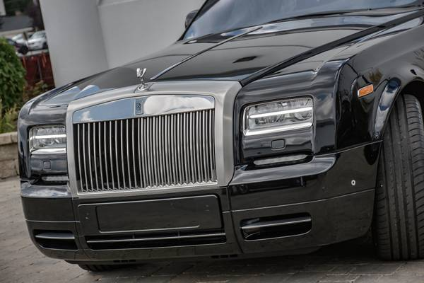 2016 Rolls-Royce Phantom Coupe coupe Diamond Black for sale in Downers Grove, IL – photo 12