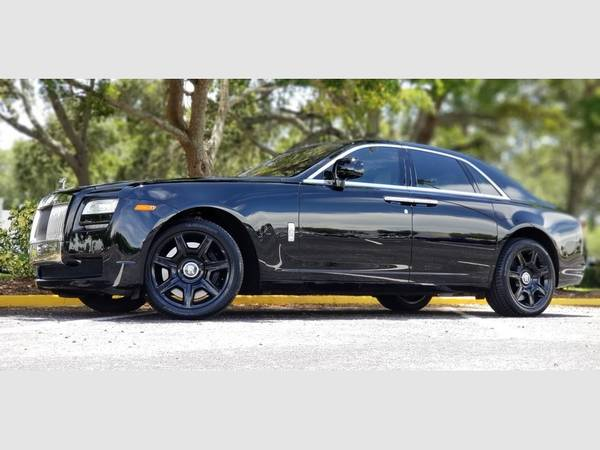 2011 Rolls-Royce Ghost BLACK/TAN! CLEAN CARFAX! MINT CONDTION!... for sale in Sarasota, FL – photo 4