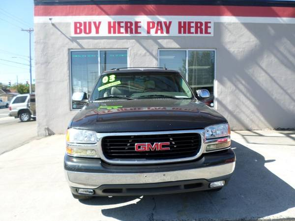 2003 GMC Yukon 2WD BUY HERE PAY HERE for sale in High Point, NC – photo 7