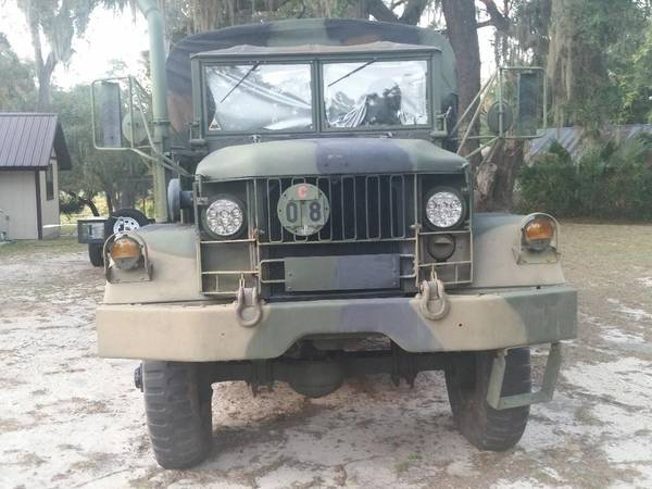 1970 AM General M35A2 for sale in Ocklawaha, FL – photo 3