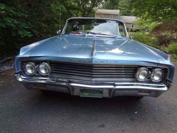 1963 Oldsmobile Dynamic 88 Convertible for sale in Oxford, NY – photo 7