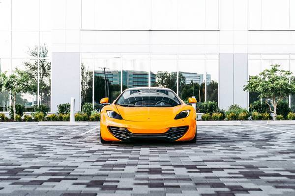 2014 Mclaren MP4-12C Spider convertible *MUST SEE* LOOK!!!! for sale in Tempe, District Of Columbia – photo 8