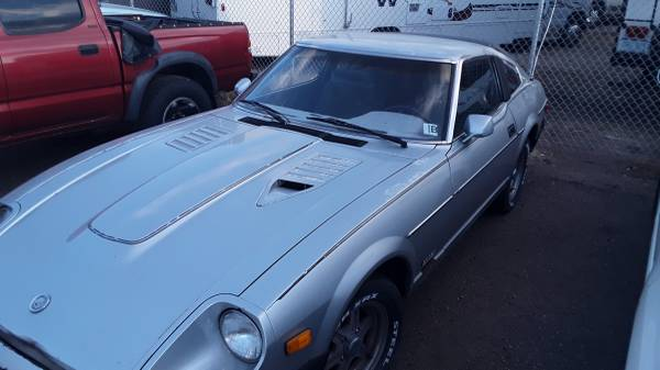 1980 Datsun 280 ZX for sale for sale in Fort Collins, CO – photo 2