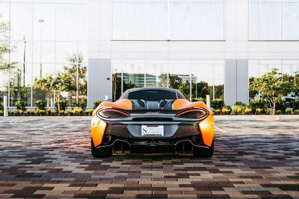 2017 Mclaren 570S 1 Owner*Carbon Fiber Pkg*Warranty*MUST SEE*LOOK! for sale in Dallas, TX – photo 4