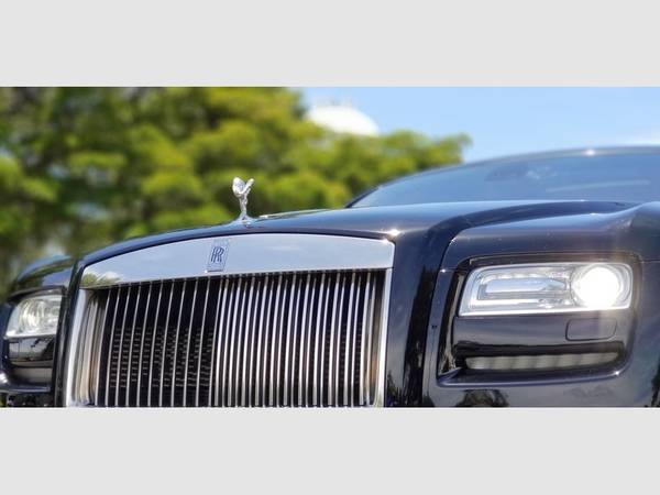 2011 Rolls-Royce Ghost BLACK/TAN! CLEAN CARFAX! MINT CONDTION!... for sale in Sarasota, FL – photo 5