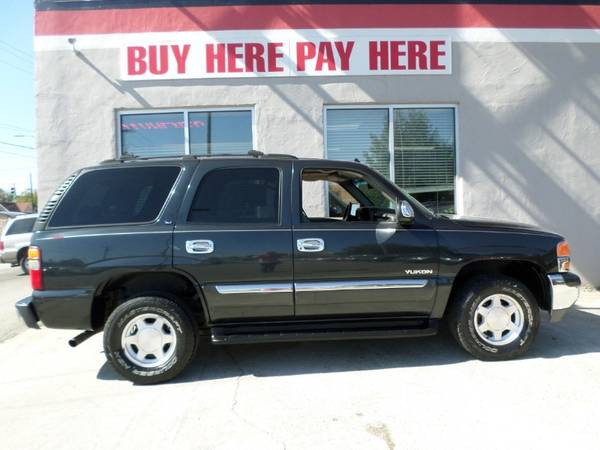 2003 GMC Yukon 2WD BUY HERE PAY HERE for sale in High Point, NC – photo 5