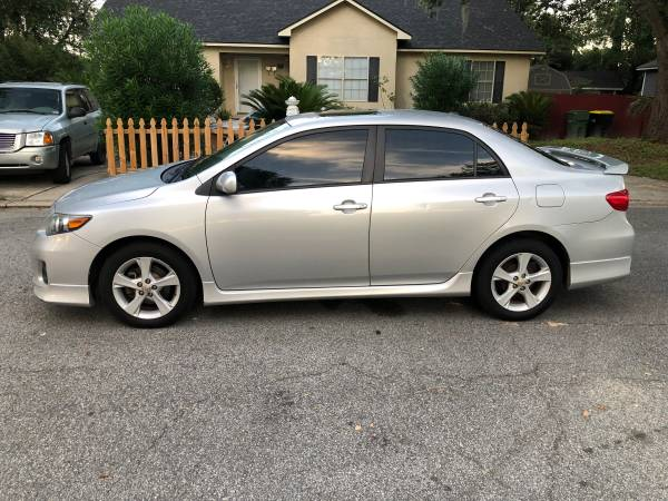 2012 TOYOTA COROLLA S SEDAN 106k miles ** Manual Transmission** for sale in Savannah, GA – photo 3