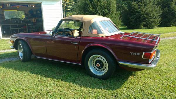 1971 Triumph TR6 for sale in Saint James, NY – photo 2