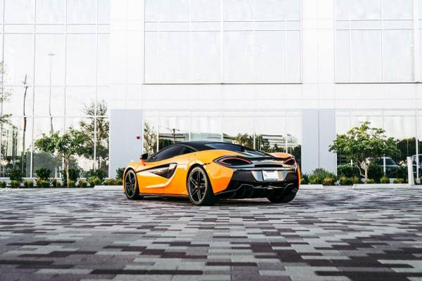 2017 Mclaren 570S 1 Owner*Carbon Fiber Pkg*Warranty*MUST SEE*LOOK! for sale in Dallas, TX – photo 3