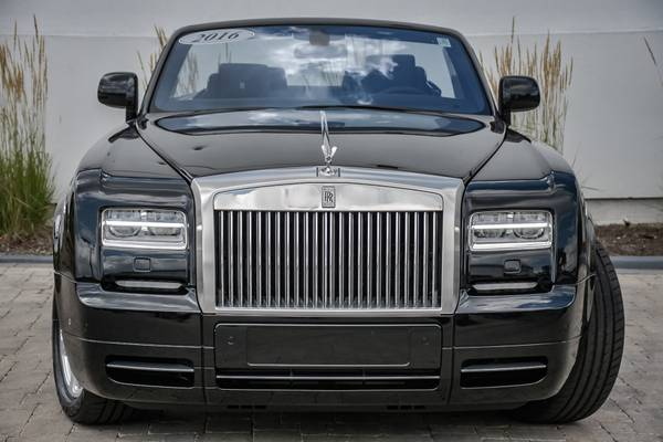 2016 Rolls-Royce Phantom Coupe coupe Diamond Black for sale in Downers Grove, IL – photo 4