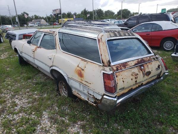 1972 OLDSMOBILE VISTA CRUISER for sale in Apopka, FL – photo 10