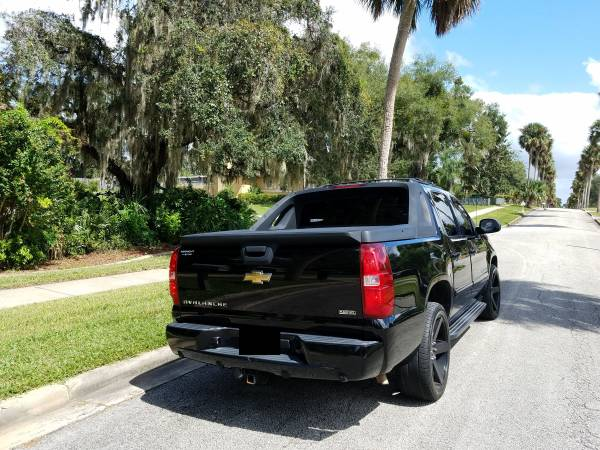 2007 Chevy Avalanche LT for sale in Glenwood, FL – photo 4