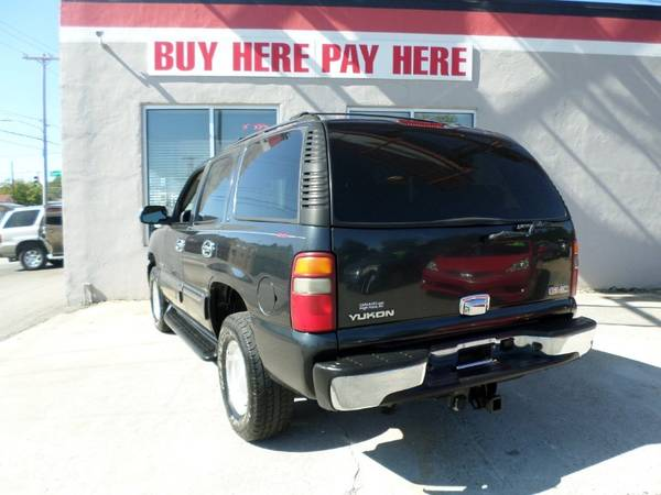 2003 GMC Yukon 2WD BUY HERE PAY HERE for sale in High Point, NC – photo 2