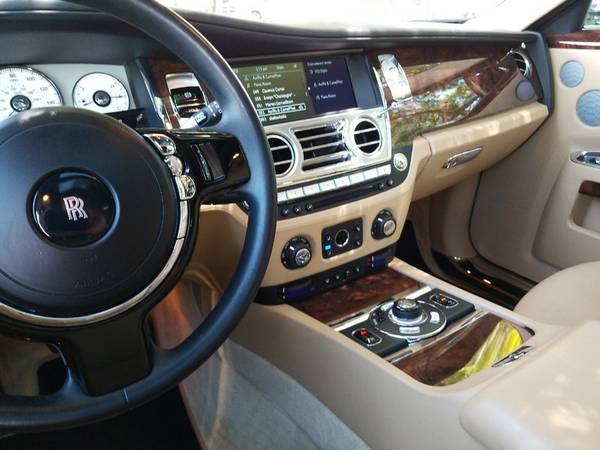 2011 Rolls-Royce Ghost BLACK/TAN! CLEAN CARFAX! MINT CONDTION!... for sale in Sarasota, FL – photo 2