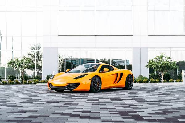 2014 Mclaren MP4-12C Spider convertible *MUST SEE* LOOK!!!! for sale in Tempe, District Of Columbia