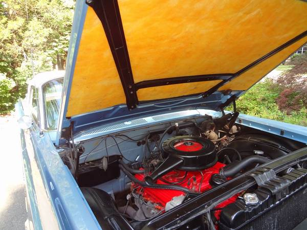 1963 Oldsmobile Dynamic 88 Convertible for sale in Oxford, NY – photo 11