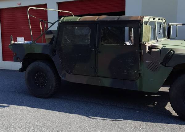 1987 HMMWV Humvee M998 Military Army Truck for sale in Kennesaw, GA – photo 6