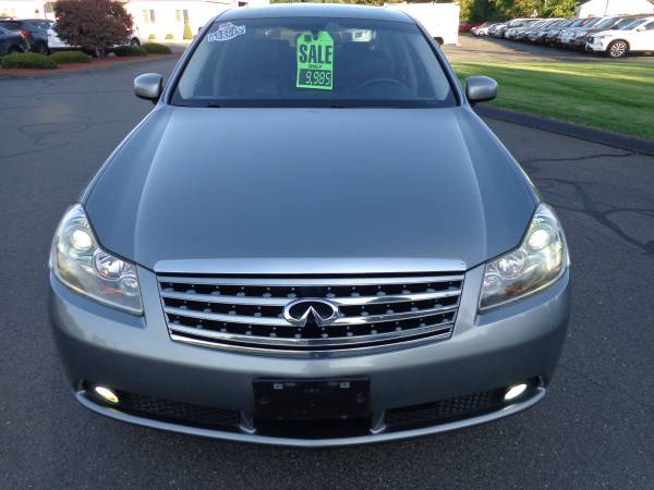 ****2007 INFINITI M35X AWD-ONLY 94k-NAV-CAMERA-SR-NICEST 07 AROUND110% for sale in East Windsor, CT – photo 5