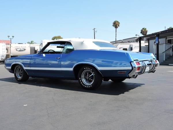1971 OLDSMOBILE 442 CONVERTIBLE * REAL DEAL 442 * for sale in Santa Ana, CA – photo 8