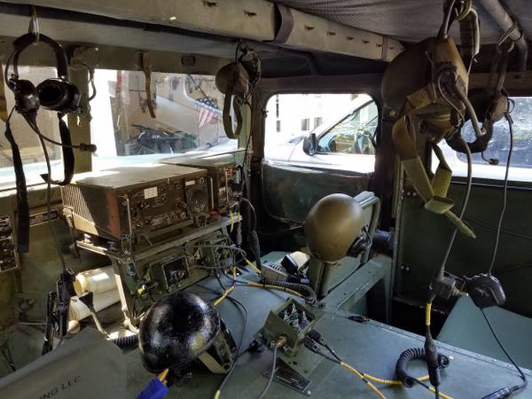 1987 HMMWV Humvee M998 Military Army Truck for sale in Kennesaw, GA – photo 11