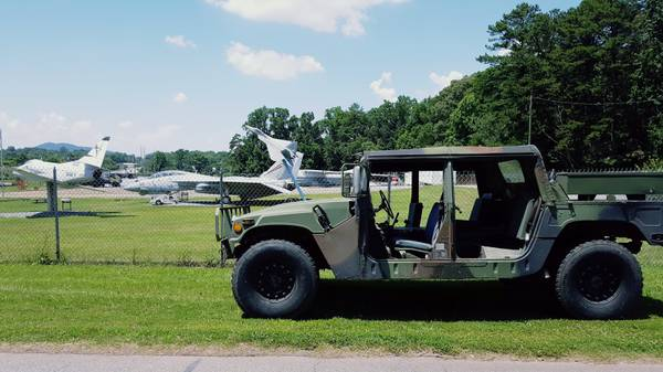 1987 HMMWV Humvee M998 Military Army Truck for sale in Kennesaw, GA