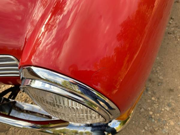 1971 VW Karmann Ghia Convertible for sale in Leadville, CO – photo 19