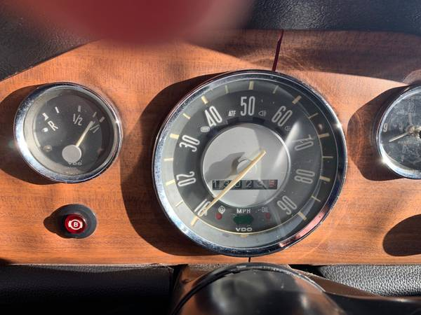 1971 VW Karmann Ghia Convertible for sale in Leadville, CO – photo 10