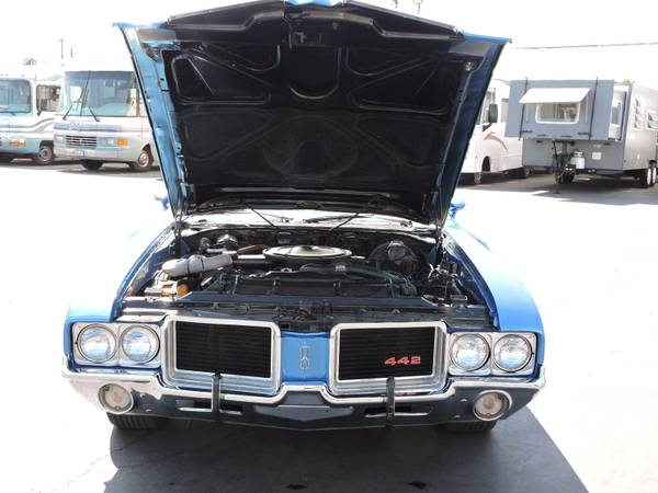 1971 OLDSMOBILE 442 CONVERTIBLE * REAL DEAL 442 * for sale in Santa Ana, CA – photo 16