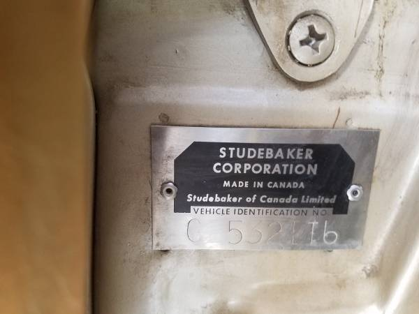1966 Studebaker Cruiser for sale in Rock Island, IN