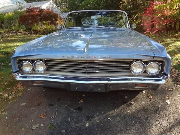1963 Oldsmobile Dynamic 88 Convertible for sale in Oxford, NY – photo 14