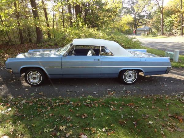 1963 Oldsmobile Dynamic 88 Convertible for sale in Oxford, NY – photo 12