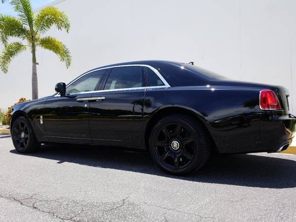 2011 Rolls-Royce Ghost BLACK/TAN! CLEAN CARFAX! MINT CONDTION!... for sale in Sarasota, FL – photo 13