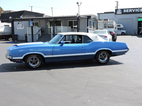 1971 OLDSMOBILE 442 CONVERTIBLE * REAL DEAL 442 * for sale in Santa Ana, CA – photo 7