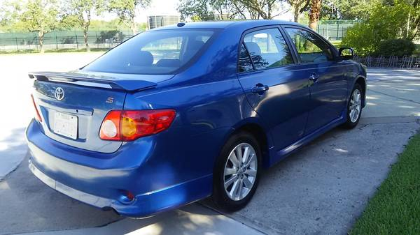2010 Toyota Corolla Sport for sale in Houston, TX – photo 8