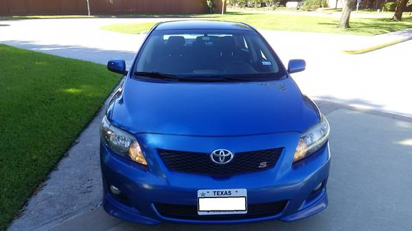 2010 Toyota Corolla Sport for sale in Houston, TX – photo 10